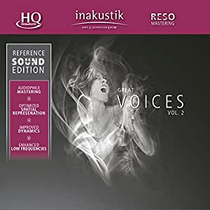 Great Voices,Vol. II (HQCD)