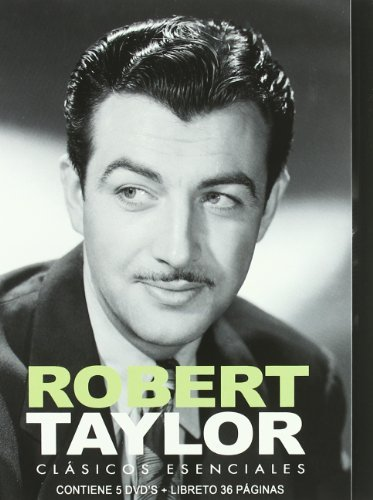 Essential Classics: Robert Taylor - Westward The Women (1951) / Ride, Vaquero! (1953) / Billy The Kid (1941) / Knights Of The R