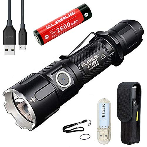 Flashlights & Torches Strong-Willed Factory Price Nitecore P10gt Cree Xp-l Hi V3 Led 900 Lumens Lightweight And Portable Police Flashlight With One-handed Operation Portable Lighting
