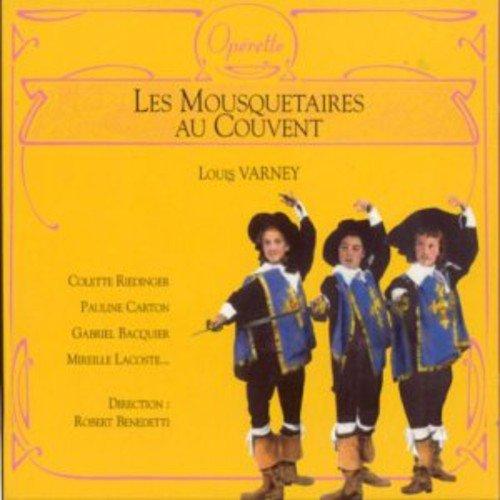 Les Mousquetaires au couvent (coll. opérette)