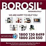 Borosil Prime BGRILLPS11 Grill Sandwich Maker (Grey)