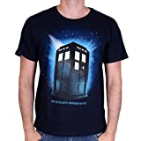 Tshirt Doctor Who - Tardis in Space