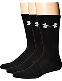 Under Armour Calcetines Team OTC Negro Negro Talla:Large
