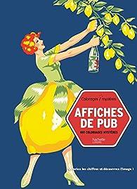 Affiches de pub par Christophe Alexis Perez