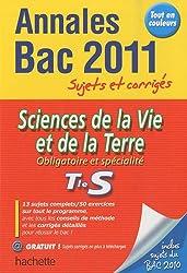 Sciences de la Vie et de la Terre Tle S obligatoire et spécialité : Sujets et corrigés