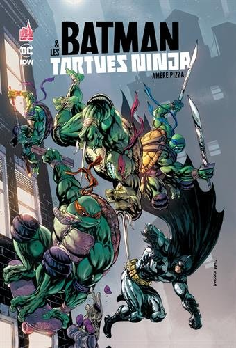 Batman & les Tortues Ninja tome 1
