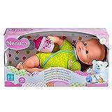 Famosa 700012087 - My Little Nenuco Basic, Puppe, 35 cm