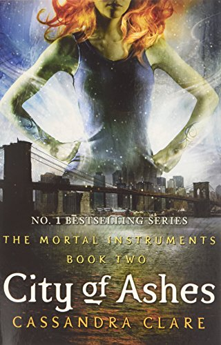 Book cover for City of Ashes