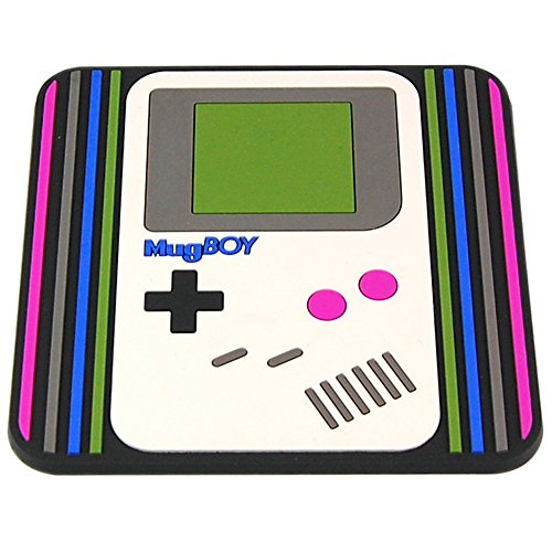 Gameboy Mug Boy Retro Coaster Gift x 1