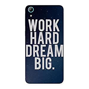Stylish Hard Dream Back Case Cover for HTC Desire 826