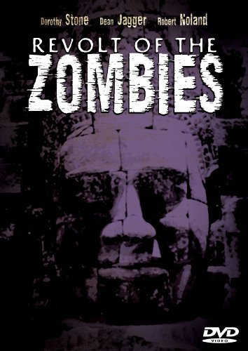 Zombie Dorothy - DF REVOLT OF THE ZOMBIES DVD