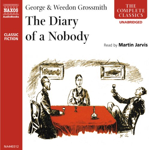 The Diary of a Nobody  Audiolibri