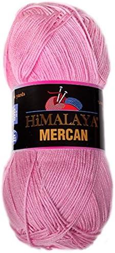 Himalaya MERCAN 52919-100% ANTI BACTERIAL 50G MICRO DRALON ACRYLIQUE - 50G BACTERIAL B0744K6D4Q 0846be