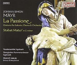 Passione/Stabat Mater [Cm]