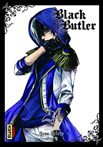 Black Butler Edition simple Tome 24