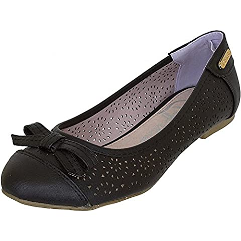 Refresh Women Ballerinas Flat Pumps