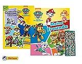 PAW PATROL: Meine Freunde + Heldenhafte Einsätze + 1. gratis Stickerbogen