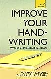 Improve Your Handwriting: Teach Yourself
