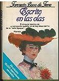 Escrito en las olas (Autores españoles e hispanoamericanos)