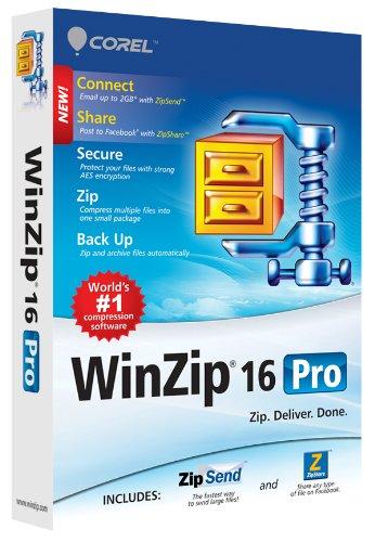 COREL WINZIP 16 PRO SINGLE USER CD EN (DVD CASE)