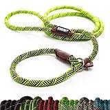 Extrem Haltbare Hund Slip Seil Leine Premium Qualität Klettern führen stabile Unterstützung Pull für große und...