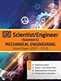 Wiley's ISRO Scientist/Engineer (Scientist - C) Mechanical Engineering Solved Papers and Practice Test (2007-2018)