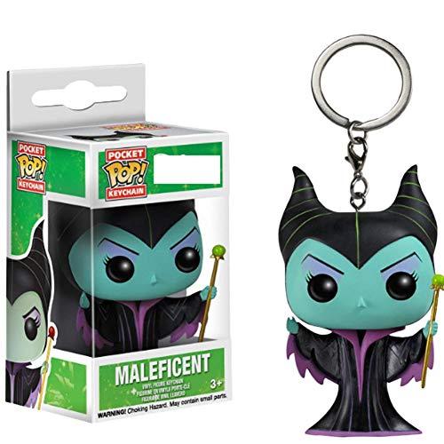 Pocket POP! Keychain: Disney: La Bella Durmiente: Maléfica