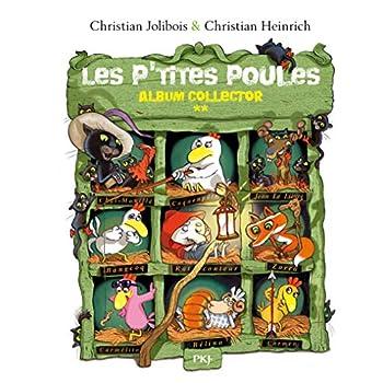 Les P'tites Poules - Album collector (Tomes 05 à 08) (02)