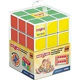 GEOMAG Magicube Free Building 126 - Cubi Magnetici per Bambini - Multicolore - Confezione da 16 Cubi