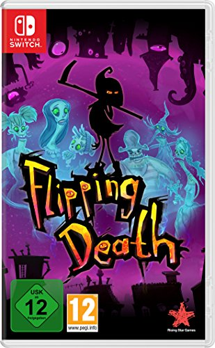 Flipping Death - [Nintendo Switch]
