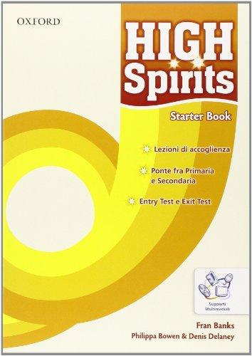 High spirits. Student's book-Workbook-Extrabook. Per la Scuola media. Con CD-ROM. Con espansione online: 1