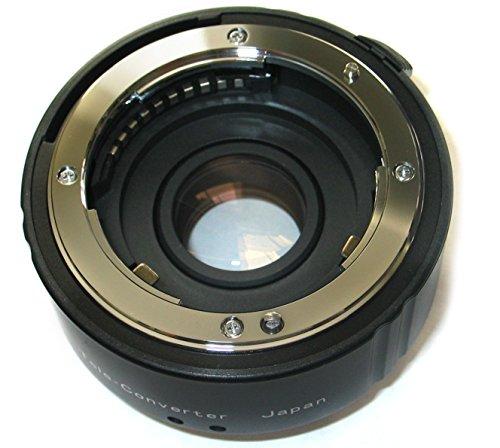 2x Tele Konverter für Nikon, z.B. für Nikon D1, D2Xs, D3, D3S, D3X, D40, D40X, D50, D60, D70, D70S, D80, D90, D100, D200, D300, D300S, D400, D700, D3000, D3100, D5000, D7000, ...