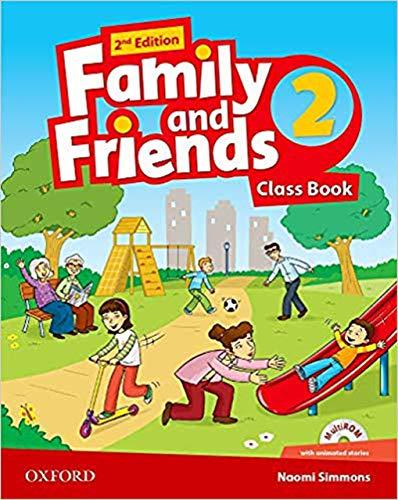 Family and Friends: Family & friends. Level 2. Class book. Per la Scuola elementare. Con espansione online