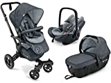 Concord Neo Travel-Set Steel Grey