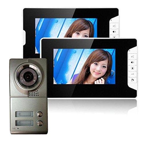 MTTLS Video timbre cable Digital HD Video timbre bajo