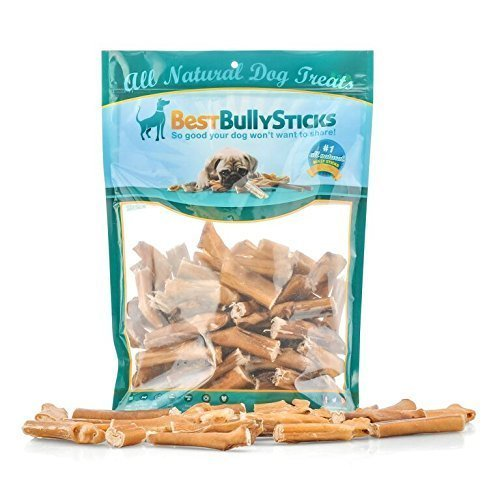 Premium Bully Pizzle Stick Bites by Best Bully