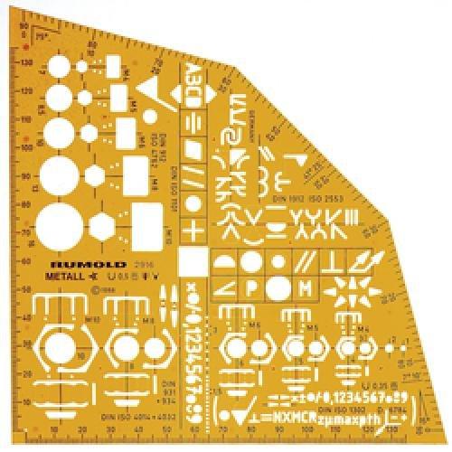 rumold-ausbildschablone-metall-orangefausbildung-aller-metallberufe