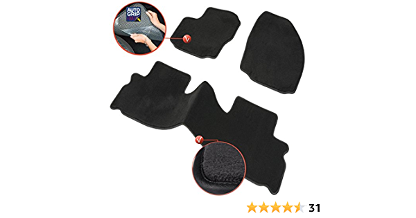 Car Mat Fußmatten For Ford S Max From 05 2006 2016 Auto