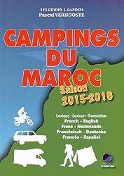 Campings du Maroc 2015-2016