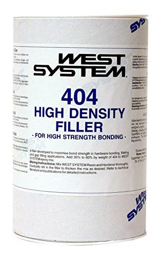 West System 404 High Density Filler 250g by West System (System Harz West)