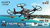 s-idee-01540-quadrirotor-s183-W-Camra-HD-Wifi-24-GHz-Drone-45-canaux-avec-gyroscope-technique-Drone-avec-fonction-Wifi-FPV-Drone-Camra-HD-One-Key-Return-Coming-Home