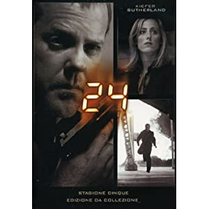 24 - Stagione 05 (7 Dvd)
