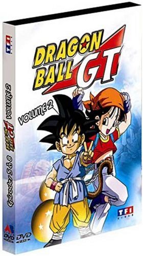 Dragon Ball GT, vol. 2