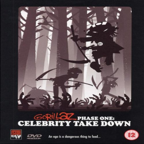 Gorillaz - Phase One - Celebrity Take Down - Limited Edition  DVD