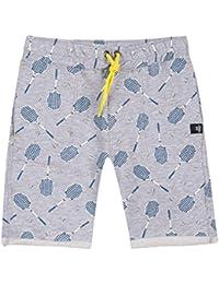 66acacbee4d47 Jean Bourget Boy s Bermu Print Raq Shorts