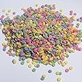 50g Zucker Konfetti - Streudeko von Madavanilla - Gewürze Shop
