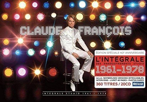 Intégrale 1961-1978 (Coffret 20 CD)