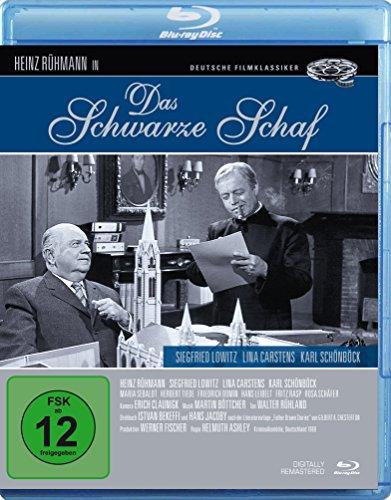 Bild von Das schwarze Schaf - Pater Brown - Deutsche Filmklassiker [Blu-ray]