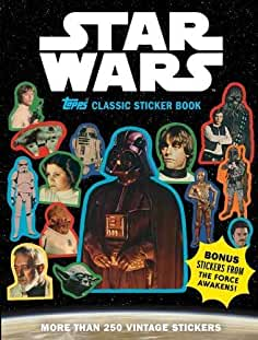 Topps star wars sticker partie 2 50 paquets de x 5 stickers +1 gratuit story stickers