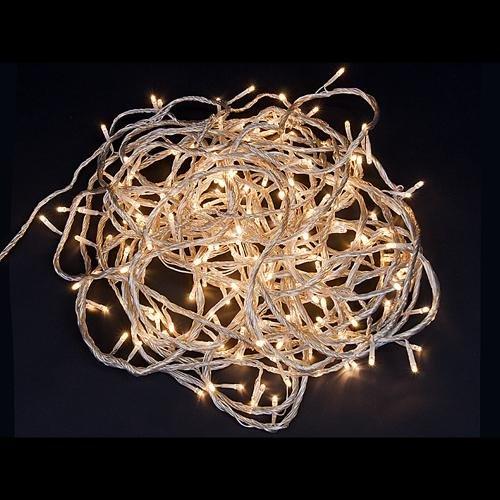 Tenia 200 Lichterkette Warmweiß